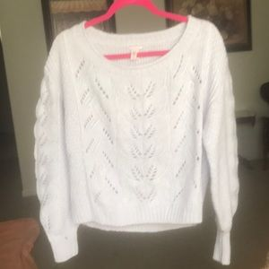 Victoria Secret knit sweater